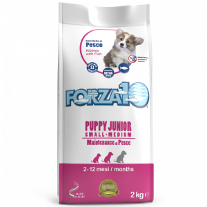 Puppy Junior Maintenance al pesce small/medium