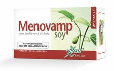 Aboca Menovamp Soy Contiene 60 opercoli