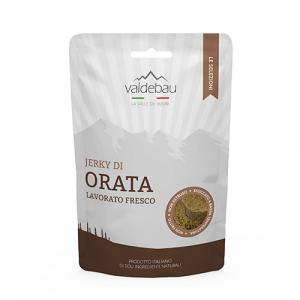 Snacks per cani, 92% di Orata, 90gr