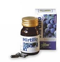 Aboca Mirtillo Plus Opercoli Flacone da 70