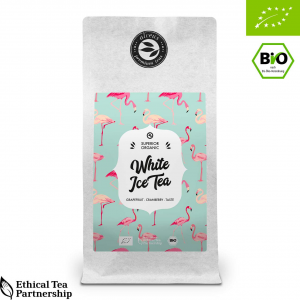 White Ice Tea - busta da 100g