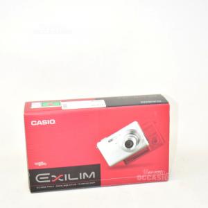 Macchina Fotografica Casio Ex-z60