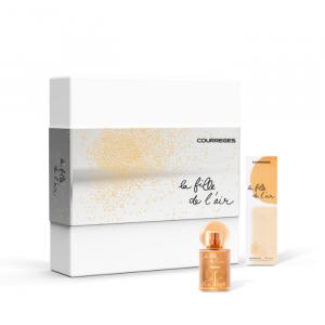 Courrèges La Fille De L'Air Eau De Parfum Spray 50ml Set 2 Parti 2020