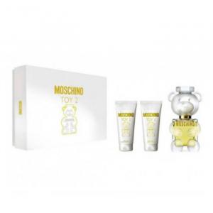 Moschino Toy 2 Eau De Perfume Spray 50ml Set 3 Parti 2020
