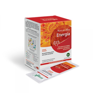 Aboca Natura Mix Advanced Energia – Bustine Orosolubili