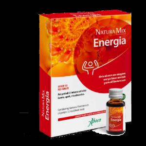 Aboca Natura Mix Advanced Energia – Concentrato Fluido Flaconcini da 15 g