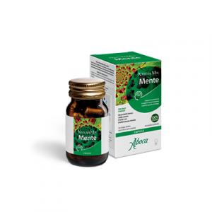 Aboca Natura Mix Advanced Mente – Capsule da 500 mg ciascuna