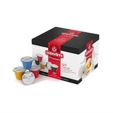 Covim Extra 100 capsule compatibili nespresso miscela Robusta e intensa