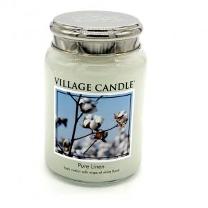 Candela Village Candle Pure Linen 170h