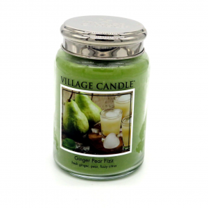 Candela Village Candle Ginger 170h