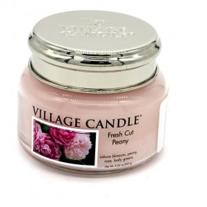 Candela Village Candle Peony 50h