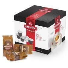 Covim 100 capsule compatibili nespresso miscela Orocrema