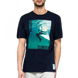 Sundek T Shirt Stampa Uomo