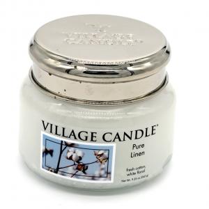Candela Village Candle Pure Linen 50h