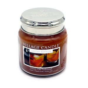 Candela Village Candle old fashion 105h