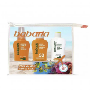 Babaria Sunscreen Lotion Spf50 100ml Set 3 Parti 2020