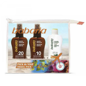 Babaria After Sunbathing Balm 100ml Set 3 Parti 2020