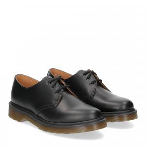 Dr. Martens Stringata Donna 1461 black smooth