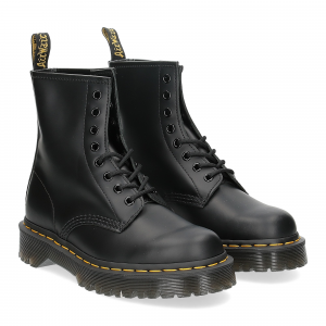 Dr. Martens Anfibio Donna 1460 bex black smooth