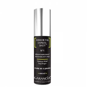 Garancia Immortal Express Shot nº1 Siero Energizzante 15ml