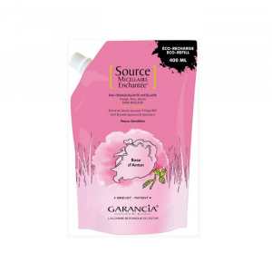Garancia Source Micellaire Enchanté Eco-Refill Struccante Rose D'Antan 400ml