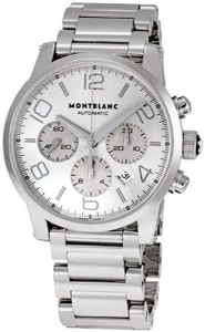 MONTBLANC Timewalker 43mm Steel 9669