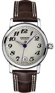 MONTBLANC LEATHER BROWN Y