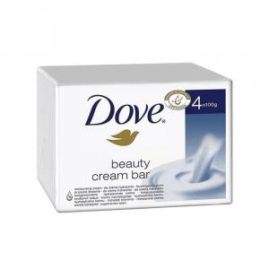 Dove Original Beauty Cream Bar 4x100g