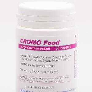 La Scienza Infusa Cromo Food 60 Capsule