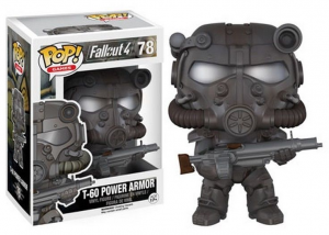 Funko Pop 78: Fallout 4 T-60 POWER ARMOR