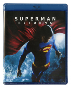 SUPERMAN RETURNS (Blu-Ray)