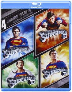 SUPERMAN 4 Grandi Film (Blu-Ray)