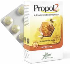 Aboca Propol2 Emf Tavolette Adulti Blister da 30 tavolette