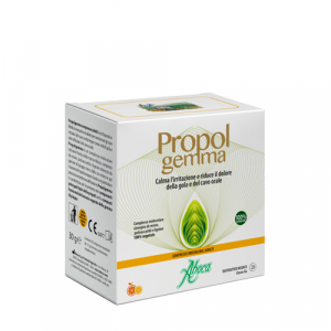 Aboca Propolgemma – Compresse Orosolubili Adulti 20 compresse