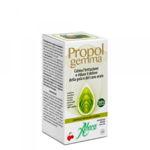 Aboca Propolgemma – Compresse Orosolubili Bambini Flacone da 45