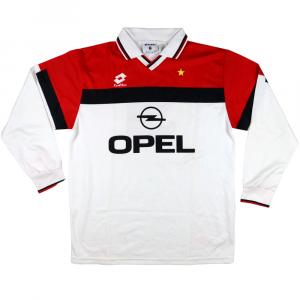 1994-95 Ac Milan Maglia away #9 L