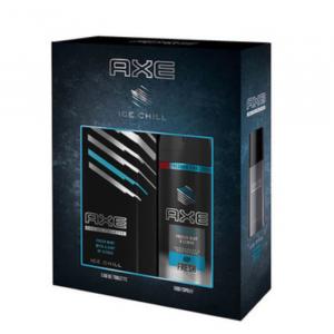 Axe Ice Chill Eau De Toilette Spray 50ml Set 2 Parti 2020