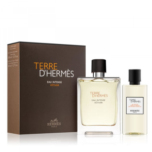 Hermès Terre D'Hermès Eau Intense Vétiver Eau De Parfum Spray 100ml Set 2 Parti 2020