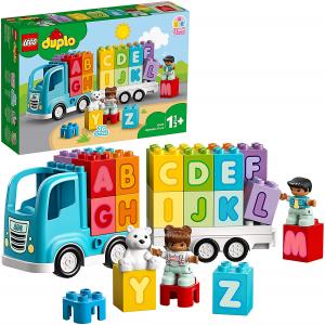 DUPLO 10915 - Camion dell'alfabeto