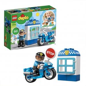 DUPLO 10900 - Moto della Polizia