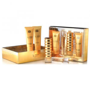 Cuba Paris Prestige Gold Eau De Parfum Spray 100ml Set 4 Parti 2020