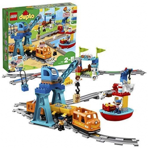 DUPLO 10875 - Il grande treno merci
