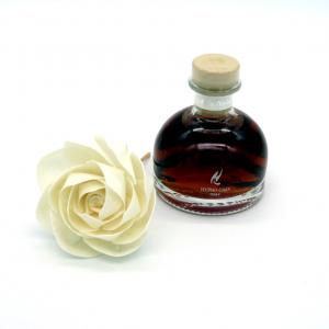 Diffusore di fragranza Sandalo Nobile 250ml con fiore di carta