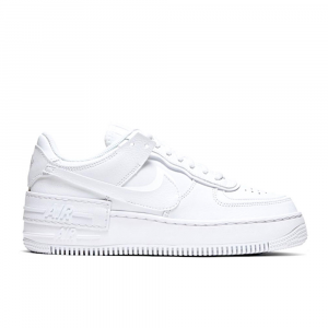 Nike Air Force 1 Shadow Bianca da Uomo