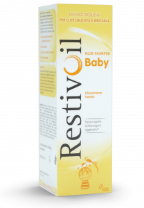 Restivoil Baby Olio Shampoo 250 ML
