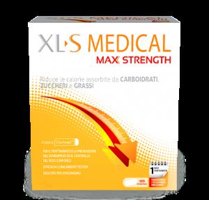 XL-S Max Strenght 120 Compresse