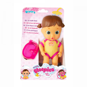 IMC Toys- Bloopies Lovely Amici del Bagnetto