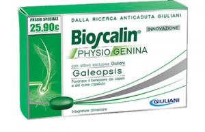 Bioscalin Physiogenina Trattamento 2 Mesi 60 Compresse