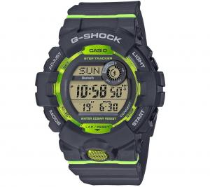Casio G-Shock cronometro, nero dettagli gialli, Bluetooth®