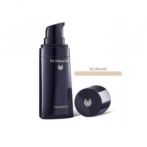Dr. Hauschka Foundation Makeup Base 02 Almond 30ml